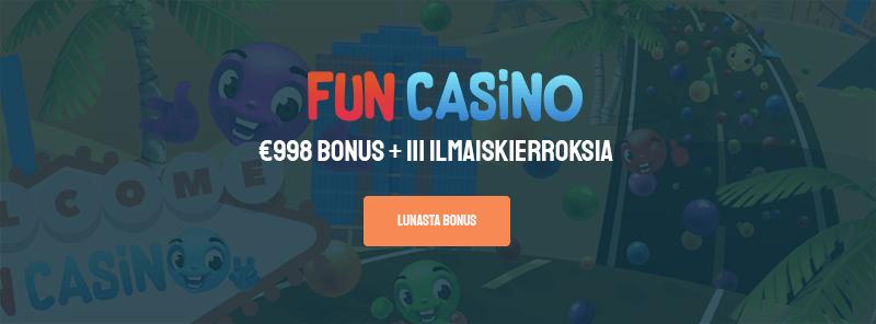 Fun Casino bonukset