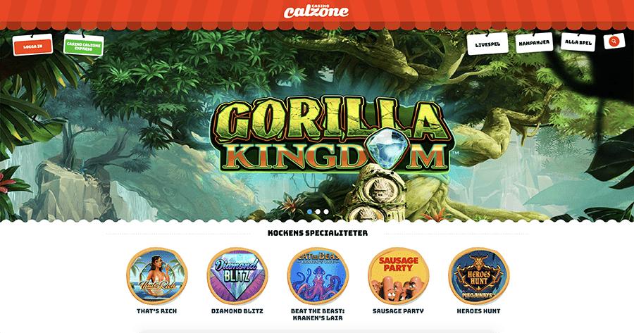 Casino Calzone recension