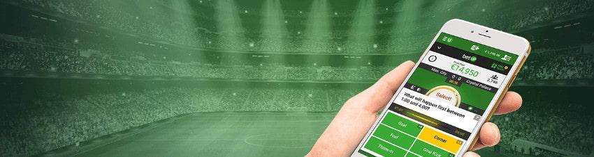 Unibet-Wetten und Sportwetten
