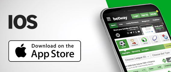 Betway mobile app for android and iOS