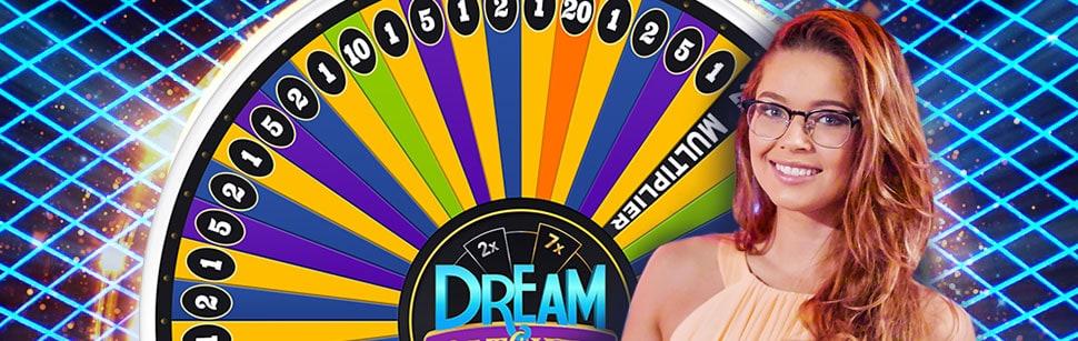 Dreamcatcher Glücksrad online