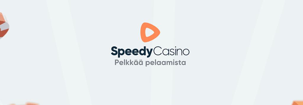 SpeedyCasino tarjoaa pelkkää pelaamista ilman tiliä
