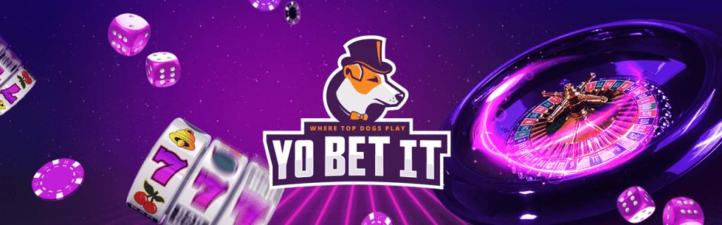 Yobetit välkomstbonus
