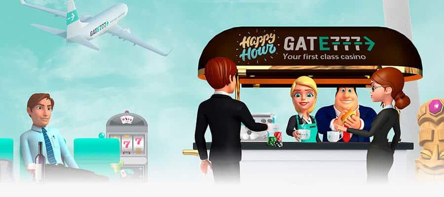 Gate777 recension