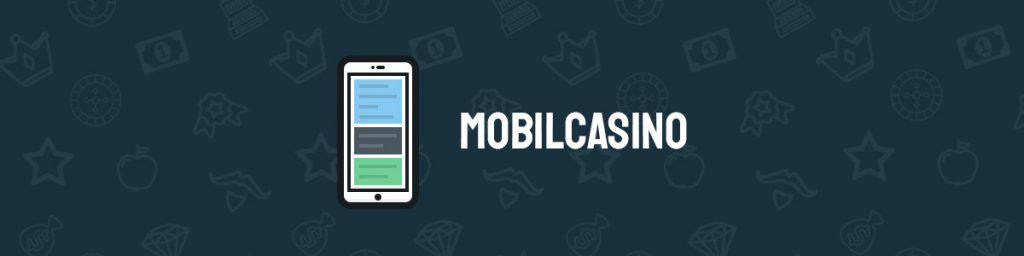 Spela mobilcasino på nätet