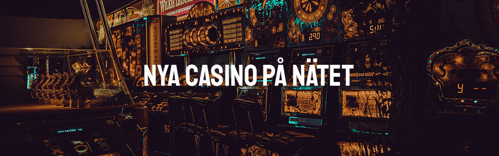 Nya svenska casino på nätet