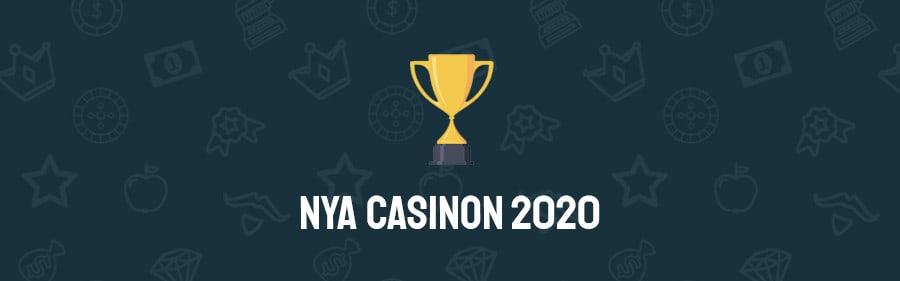 Vi jämför nya casinon 2020