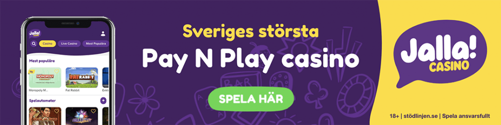 Jalla Casino recension hos Casinogringos.com