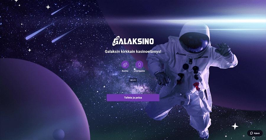 Galaksino arvostelu