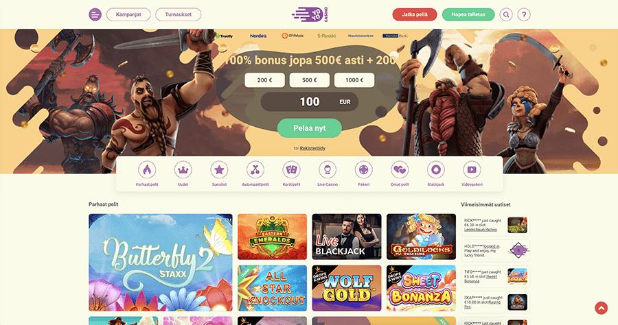 YoYo Casino recension