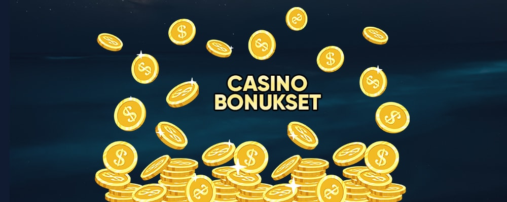 Casinobonukset suurentavat pelikassaasi myös oikealla rahalla
