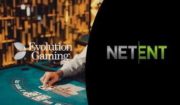 Evolution Gaming NetEnt