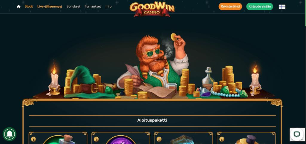 Goodwin Casino arvostelu