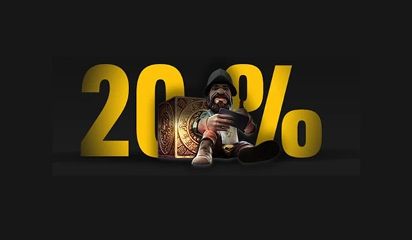 Neue casinos juli 2020 bieten 20% cashback bonus