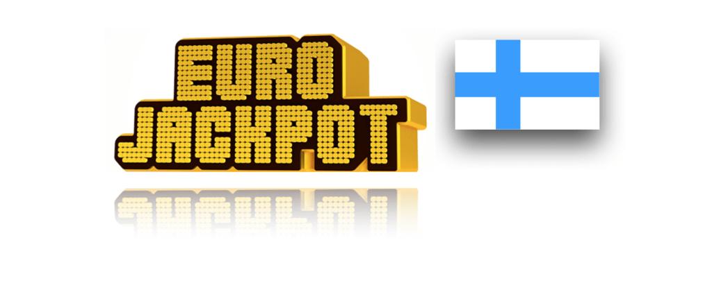 Eurojackpotin päävoitto Suomeen