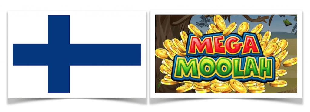 Parhaat suomalaiset nettikasinot tarjoavat aina verovapaat voitot myös mega moolah jättipotit