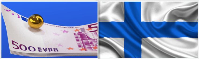 Suomen parhaat casino bonukset maksetaan 500€ seteleissä