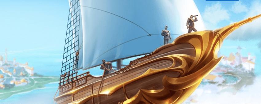 Tsars kasino tarjoaa ilmalaiva-teeman ja taivaalliset casinobonukset