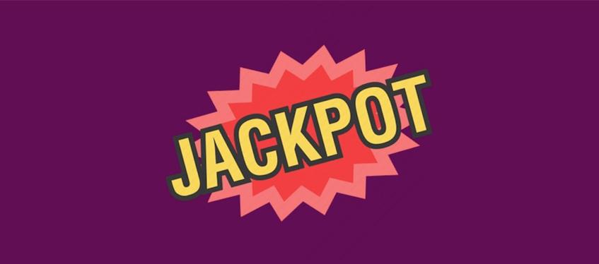 jackpot jättipotti-voitto kasinolla ilman rekisteröitymistä