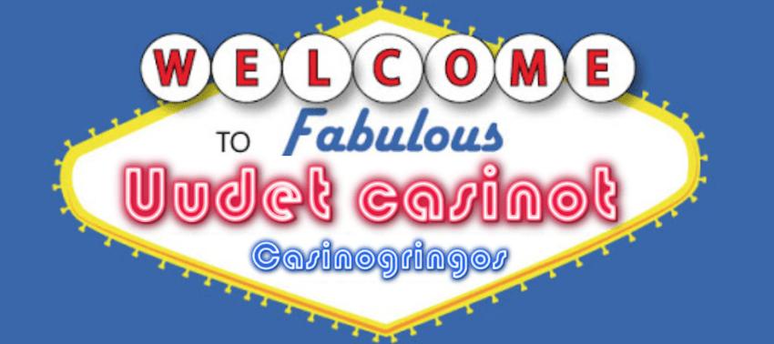 casinogringos esittelee kaikki turvalliset uudet netticasinot