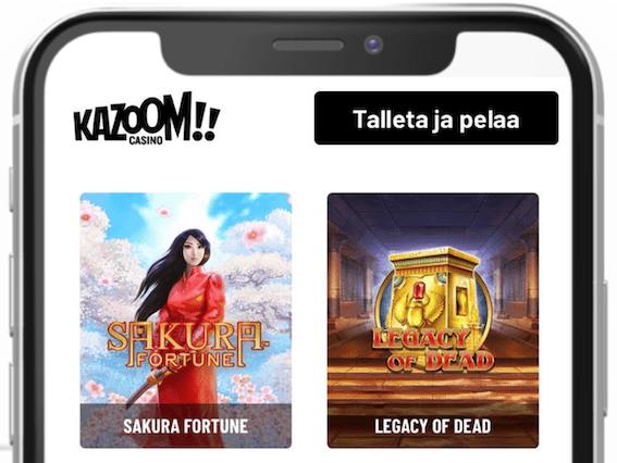kaikki uudet kasinot keskittyvät mobiilipelaamiseen