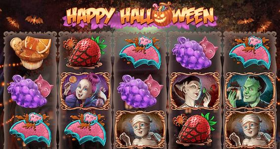 parhaat halloween bonukset tulevat yleensä turnauksien muodossa