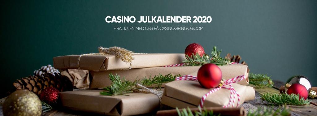 Casino julkalender 2020